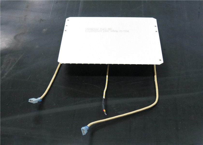 Stainless Steel Mica Electric Heaters With UL Certificate Synthetic Mica Material